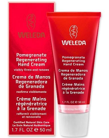 Weleda Pomegranate Regenerating Hand Cream