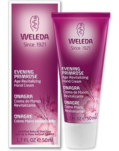 Weleda Evening Primrose Age Revitalizing Hand Cream