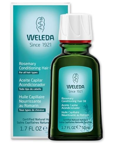 Weleda Rosemary Conditioning Hair Oil