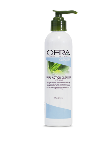 Ofra Cosmetic Dual Action Cleanser with Scrub
