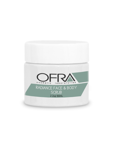 Ofra Cosmetic Radiance Face & Body Scrub