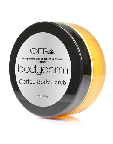 Ofra Cosmetic Coffee Body Scrub