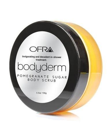Ofra Cosmetic Pomegranate Sugar Body Scrub