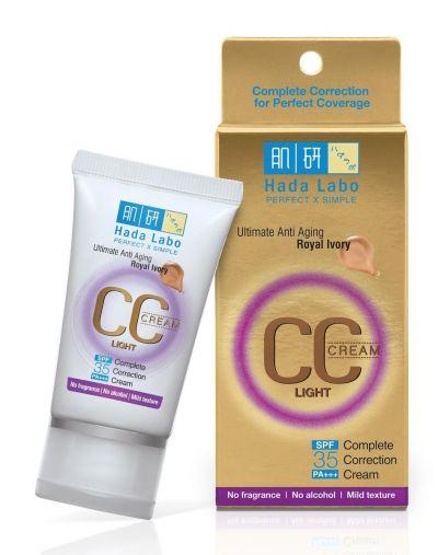 Hada Labo CC Cream Ultimate Anti Aging