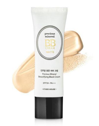 Etude House Precious Mineral BB Cream Matte SPF 50+ PA+++