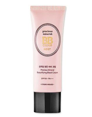 Etude House Precious Mineral BB Cream Moist SPF 50+ PA+++