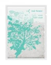 Red Flower Ocean Bath Soak