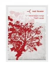 Red Flower Italian Blood Orange Bath Soak