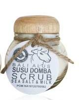 Bali Alus Sheep Milk Scrub