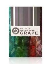 Bali Alus Grass & Grape Natural Soap