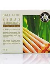 Bali Alus Rice Lemongrass Soap