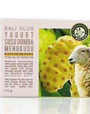 Bali Alus Sheep Milk Yogurt Soap Noni