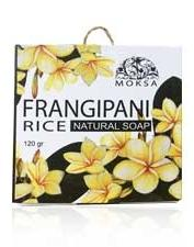 Bali Alus Frangipani Rice Natural Soap