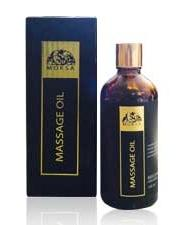 Bali Alus Massage Oil with Hazelnut Oil