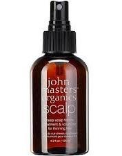 John Masters Organics Deep Scalp Follicle Treatment & Volumizer for Thinning Hair