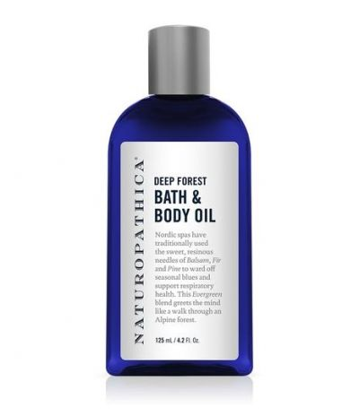 Naturopathica Deep Forest Bath & Body Oil