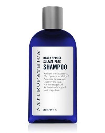 Naturopathica Black Spruce Sulfate-Free Shampoo