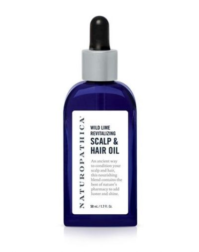 Naturopathica Wild Lime Revitalizing Scalp & Hair Oil