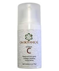 Om Botanical Vitamin C Facial Serum