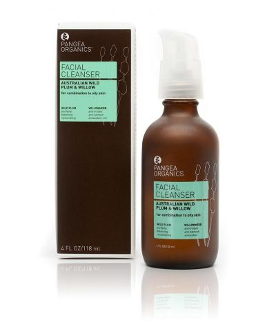 Pangea Organics  Australian Wild Plum & Willow Facial Cleanser