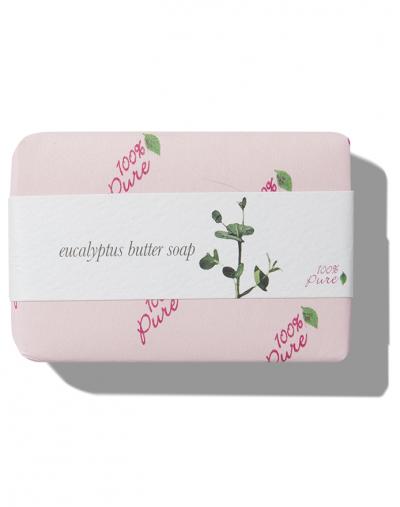 100% Pure  Eucalyptus Butter Soap