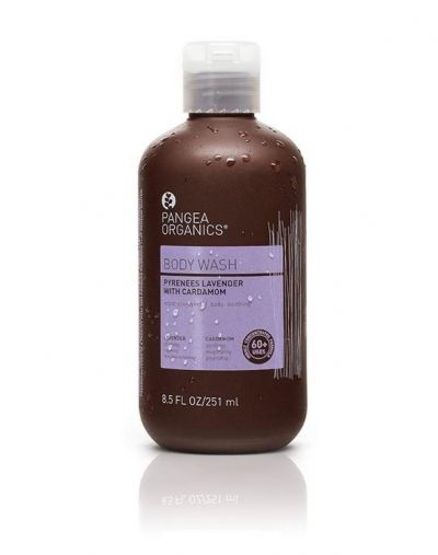 Pangea Organics  Pyrenees Lavender with Cardomom Body Wash
