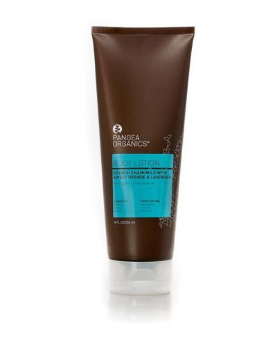 Pangea Organics  French Chamomile with Sweet Orange & Lavender Body Lotion