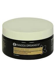 Pangea Organics  Brazilian Brown Sugar with Cocoa Butter Body Polish