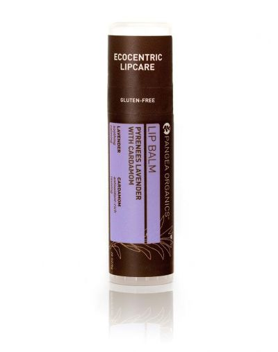 Pangea Organics  Pyrenees Lavender with Cardamom Lip Balm