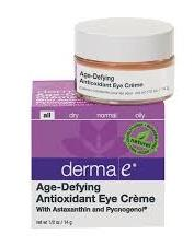 Derma E Age-Defying Antioxidant Eye Cream