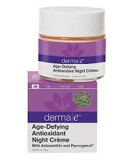Derma E Age-Defying Antioxidant Night Cream