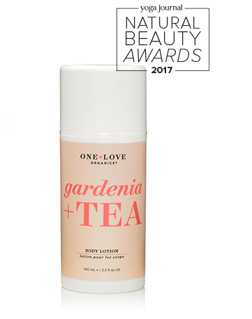 One Love Organics Gardenia + Tea Body Lotion
