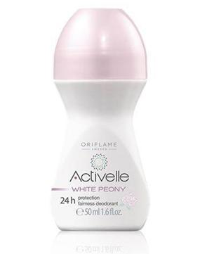 Oriflame Activelle White Peony