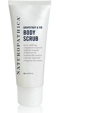 Naturopathica Grapefruit & Fir Body Scrub