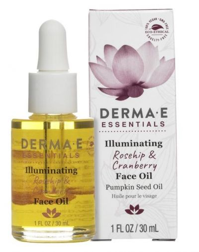 Derma E Illuminating Rosehip & Cranberry Face Oil