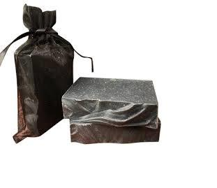 Athara Pure Activated Black Charcoal Soap for Acne