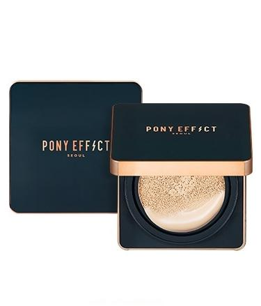 Pony Effect Everlasting Cushion Foundation SPF50+ PA+++