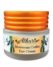 Athara Pure Moroccan Coffee Eye Cream