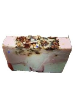 Athara Pure Rose Petal Lilac Soap
