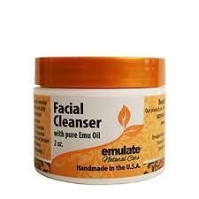 Emulate Natural Care Facial Cleanser with Emu Oil