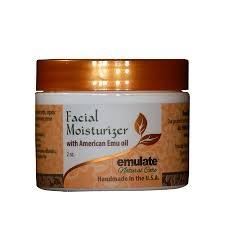 Emulate Natural Care Facial Moisturizer with Emu Oil