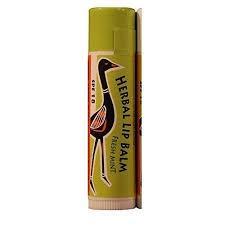 Emulate Natural Care Herbal Lip Balm SPF 18