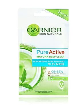 Pure Active Matcha Deep Clean Clay Mask