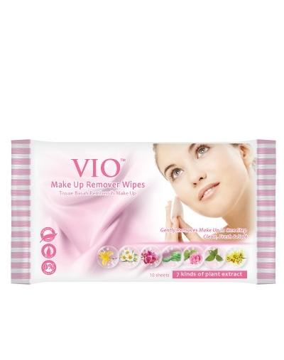 Vio Make Up Remover Wipes