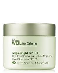Origins Mega-Bright SPF 30 Oil-Free Moisturizer