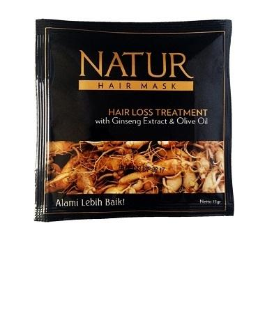 Natur Hair Mask Hair Loss Treatment