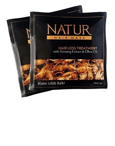 Natur Hair Mask Hair Loss Treatment