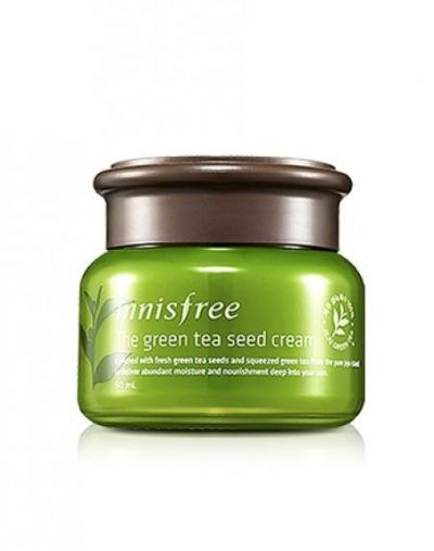 The Green Tea Seed Cream