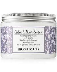 Origins Lavender and Vanilla Body Souffle