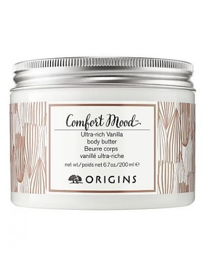 Origins Ultra-Rich Vanilla Body Butter